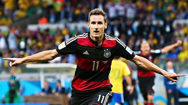 Miroslav Klose stands out for fair play – Sport Values